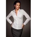 Dámska košeľa Nife K 24-biela výpredaj veľkosť 44