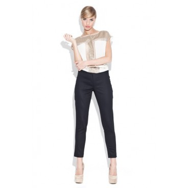Dámske nohavice Figl 109 čierne - výprodej