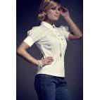Košeľa Figl 8 biela