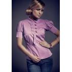 Košeľa Figl 8 fialová