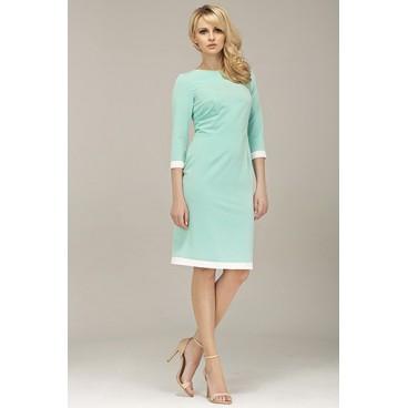 Dámske šaty Alor al03 zelená