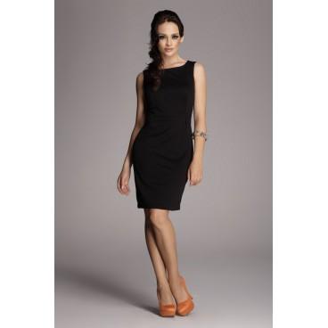Dámske šaty Figl 79 čierne