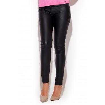 Dámske nohavice Katrus K 231 čierne