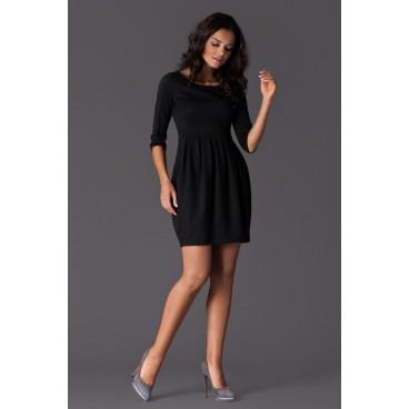 8f954ec0fdb7 Dámske šaty Figl 122 čierne - výprodej
