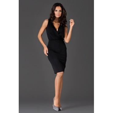 Dámske šaty Figl 135 čierne