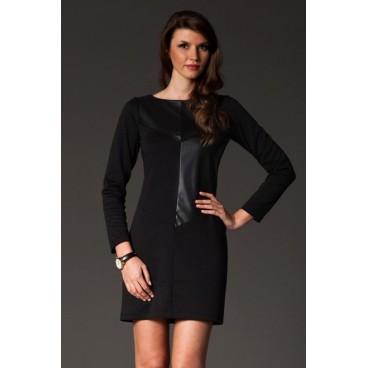 Dámske šaty Figl 148 čierne