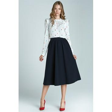 0bc552ffe66d Dámska sukňa Nife Sp 28 granát -