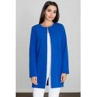 Dámsky kabát Figl M551 modrý