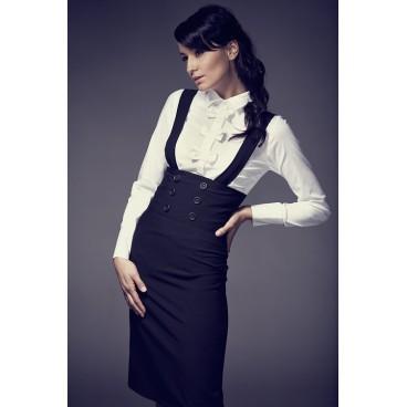 Sukňa Figl 10 čierna